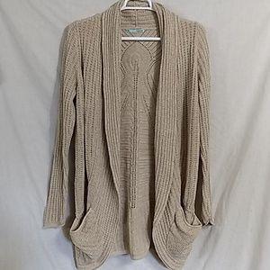 Maurices Crochet Cardigan - XL